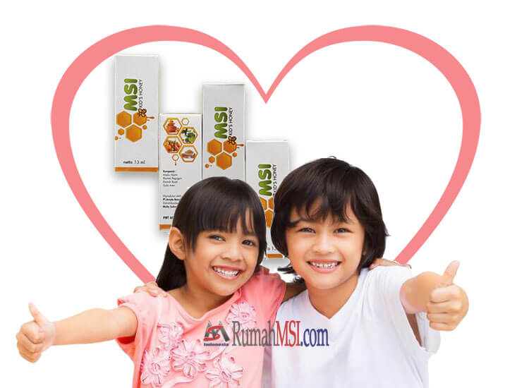 banner msi kids honey