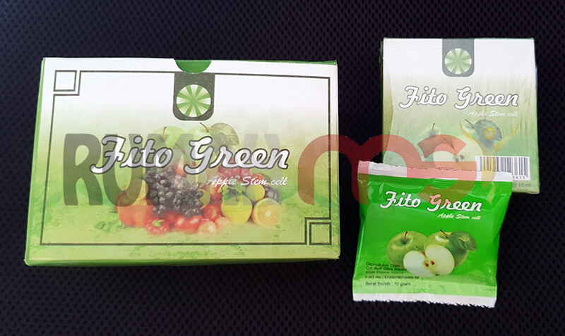 fito green display